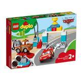Lego Duplo - Ziua cursei lui Fulger McQueen