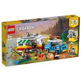 Lego Creator - Vacanta in familie cu rulota