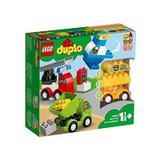 Lego Duplo - Primele mele masini creative
