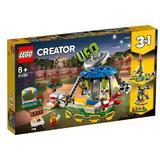 Lego Creator - Caruselul de la balci