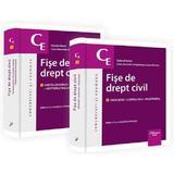 Fise de drept civil Ed.5 - Gabriel Boroi, Carla Alexandra Anghelescu, Ioana Nicolae, editura Hamangiu