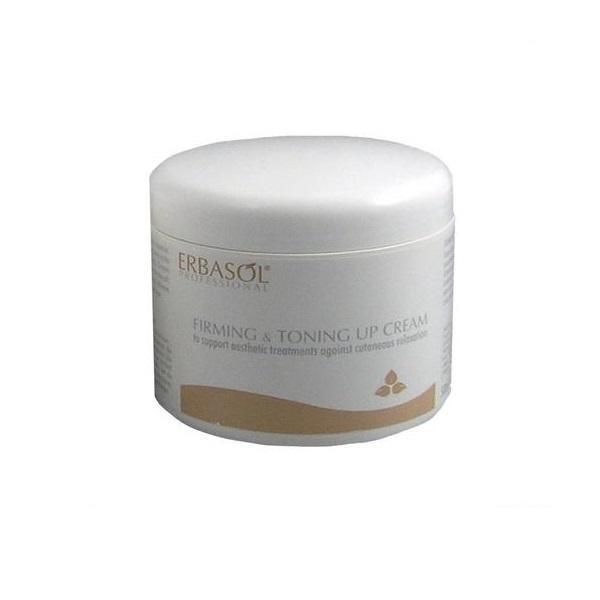 Crema profesionala masaj tonifiere si fermitate Erbasol 500 ml imagine produs