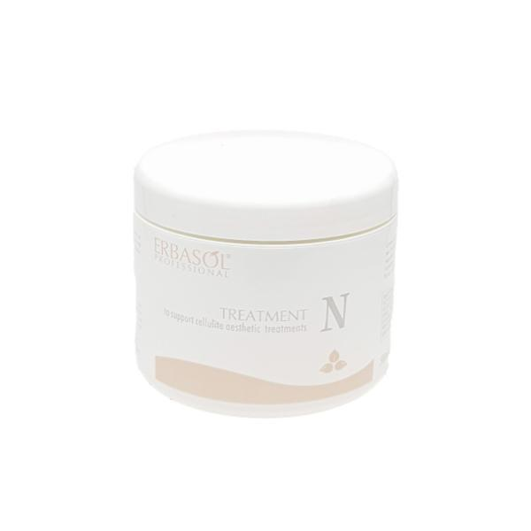 Tratament anticelulitic profesional N (ultraactiv) Erbasol 500 ml