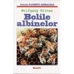 Bolile albinelor - Wolfgang Ritter, editura Mast