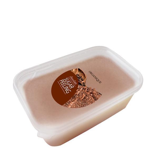 Exfoliant corporal profesional cu ciocolata Organique, 1000 ml imagine produs