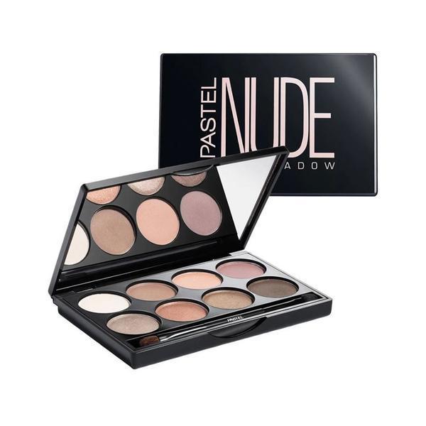 Paleta Eyeshadow Pastel, 01 Nude imagine produs
