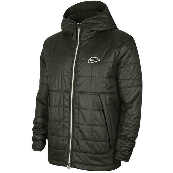Geaca barbati Nike Sportswear Synthetic-Fill CU4422-380, S, Verde