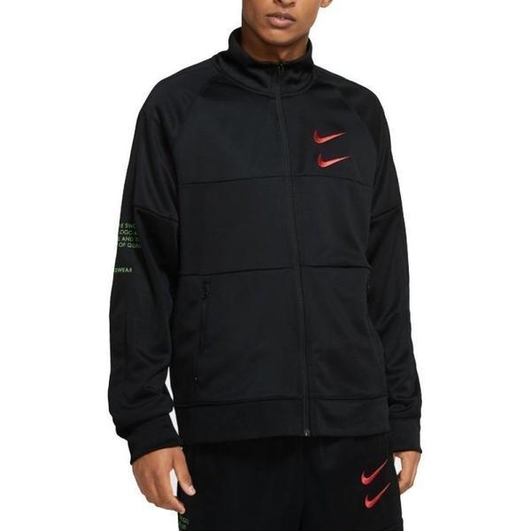 Jacheta barbati Nike Sportswear Swoosh CU3893-011, XXL, Negru