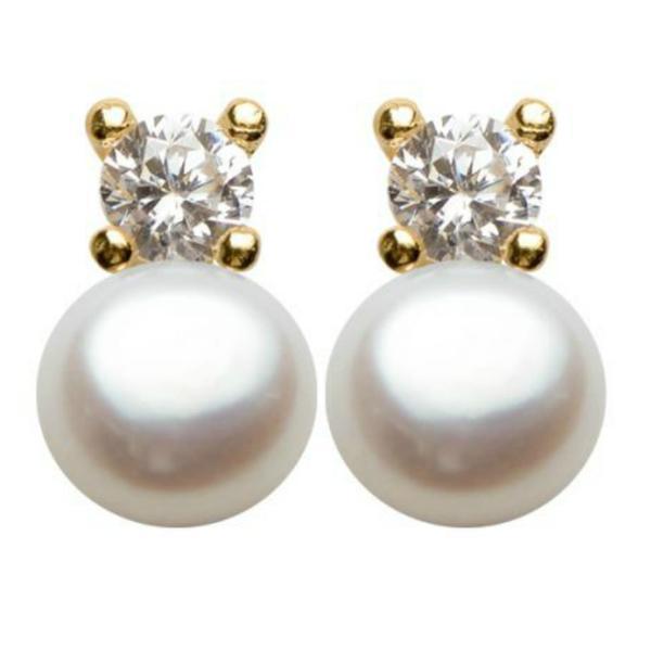 Cercei Perle Naturale Queen – Cadouri si perle