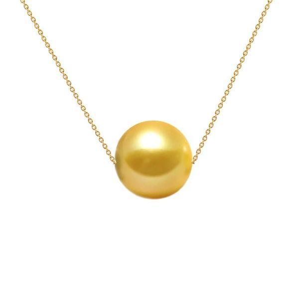 Colier Aur cu Perla Akoya Gold – Cadouri si perle