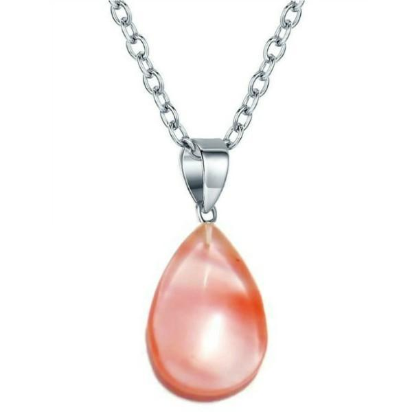 Colier Argint Cuart Sherry Lacrima – Cadouri si perle