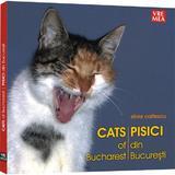 Pisici din bucuresti - Silvia Colfescu, editura Vremea