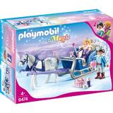Playmobil Magic Sanie cu cuplu regal