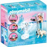Playmobil Magic Printesa florilor de iarna