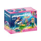 Playmobil Magic Familie de sirene