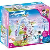 Playmobil Magic Poarta de cristal si taramul inghetat