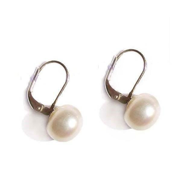 Cercei Clasic White Pearl – Cadouri si perle