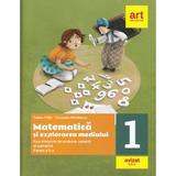 Matematica si explorarea mediului. Fise integrate - Clasa 1 Partea 2 - Tudora Pitila, Cleopatra Mihailescu, editura Grupul Editorial Art
