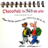 Chicoteli in 365 de zile, editura All