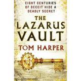 The Lazarus Vault - Tom Harper, editura Cornerstone