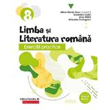 Exercitii practice de limba si literatura romana - Clasa 8 - Mina-Maria Rusu, editura Paralela 45
