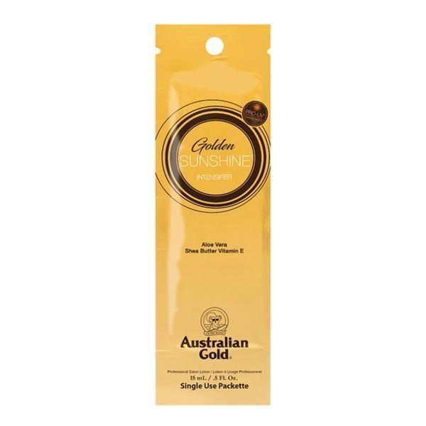 Crema intensificatoare, Golden Sunshine, 15ml imagine produs