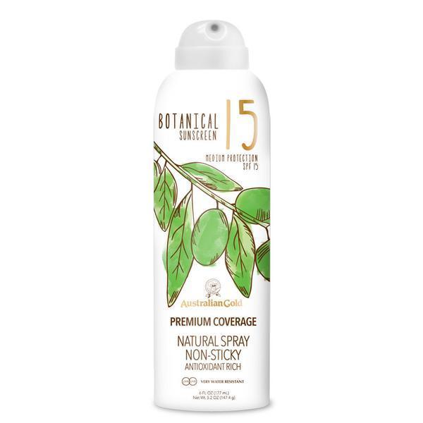 Spray protectie solara SPF15 Botanical, 177ml imagine produs