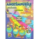 Anotimpurile haioase, jucause, friguroase - Florina Mariana Jugaru, editura Omnibooks Unlimited