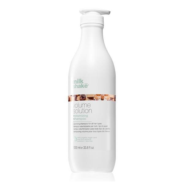 Sampon pentru Volum pentru toate tipurile de păr - Milk Shake Volume Solution 1000ml imagine produs
