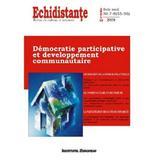 Revista Echidistante. Democratie participative et developpement communautaire Nr. 7-8 (55-56) 2009, editura Institutul European