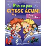 Pas cu pas citesc acum! - Clasa pregatitoare - Rodica Dinescu, Carmen Minulescu