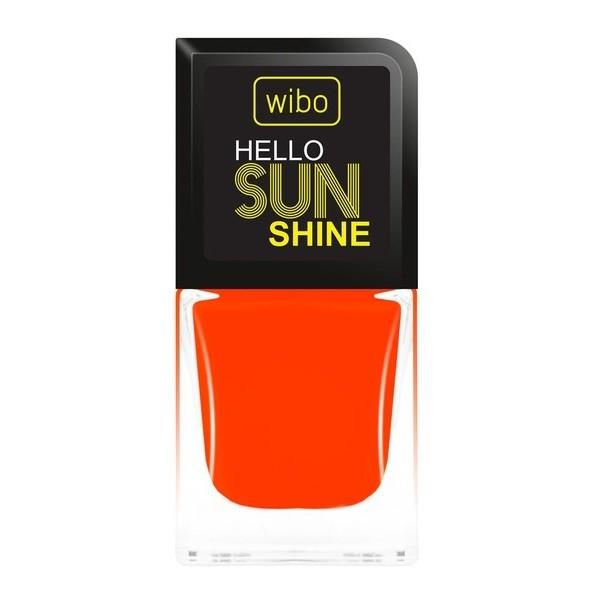 Lac de Unghii Hello Sunshine no 3 Wibo, 8.5 ml imagine produs