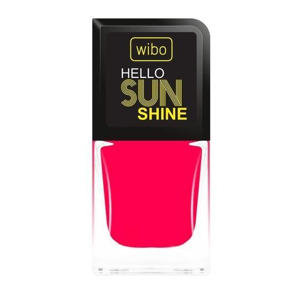 Lac de Unghii Hello Sunshine no 4 Wibo, 8.5 ml imagine produs