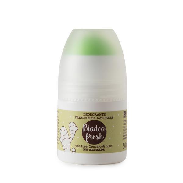 Deodorant Organic Arbore de Ceai, Ghimbir, Tei LaSaponaria 50ml imagine produs