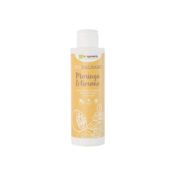 Balsam de Par Bio cu Moringa si Lamaie LaSaponaria 150ml imagine produs