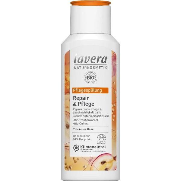 Balsam Reparator cu Struguri si Quinoa pentru Par Normal si Uscat Lavera, 200 ml imagine produs