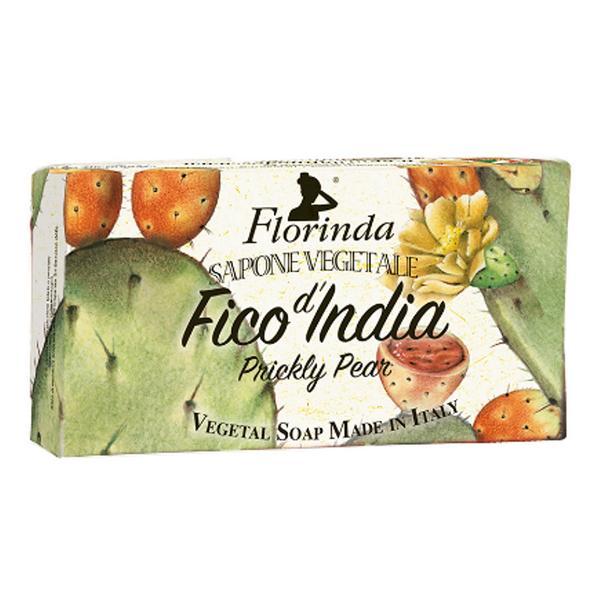 Sapun Vegetal cu Fruct de Cactus Florinda La Dispensa, 100 g imagine produs