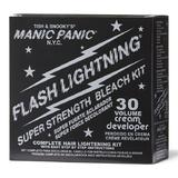 Kit pentru Decolorare Manic Panic Flash Lightning 30VOL