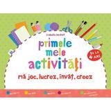 Primele mele activitati. Ma joc, lucrez, invat, creez  4 Ani+ - Isabelle Bochot, editura Didactica Publishing House