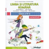 Limba si literatura romana - Clasa 4 Sem.1+2 - Manual + CD - Mirela Mihaescu, Stefan Pacearca, editura Intuitext