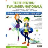 Limba si literatura romana. Matematica. Teste pentru Evaluarea Nationala - Clasa 4 - Mirela Mihaescu, Stefan Pacearca, editura Intuitext
