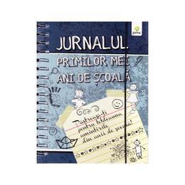 Jurnalul primilor mei ani de scoala (albastru), editura Gama