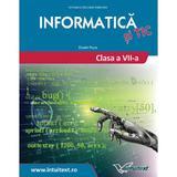 Informatica si TIC - Clasa 7 - Manual - Daniel Popa, editura Intuitext