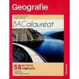 Geografie. Bacalaureat. 62 de teste - Cristina Moldovan, Angela Farcas, editura Booklet