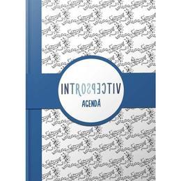 Agenda Introspectiv (albastru), editura Litera