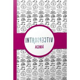 Agenda Introspectiv (roz), editura Litera