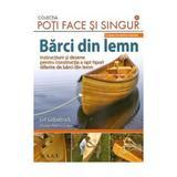 Barci din lemn - Gil Gilpatrick, editura Mast