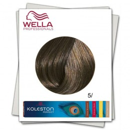 Vopsea Permanenta - Wella Professionals Koleston Perfect nuanta 5/ castaniu deschis pur