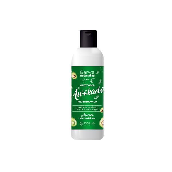 Balsam par regenerant cu avocado, 200 ml, Barwa Cosmetics imagine