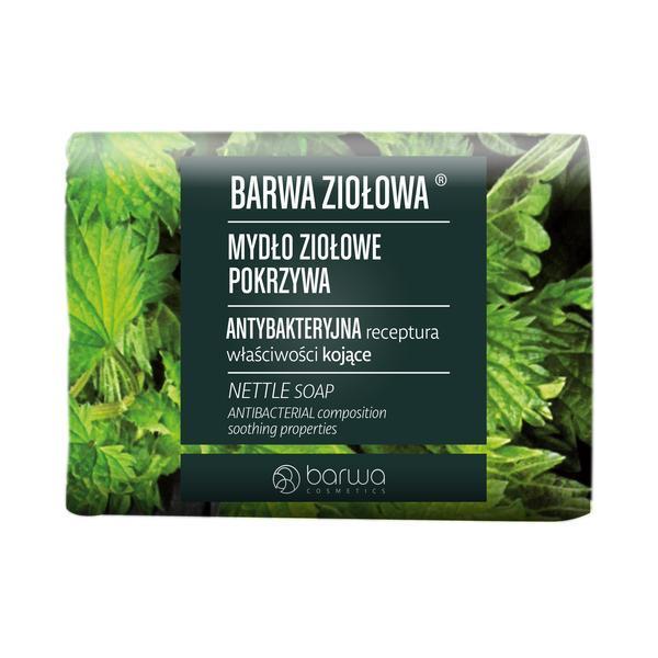 Sapun antibacterian cu urzici, 100 g, Barwa Cosmetics esteto.ro